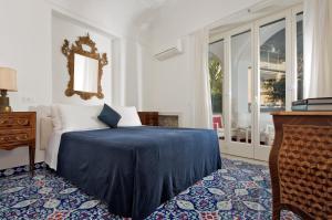 Villa Silia, Apartmanok  Capri - big - 34