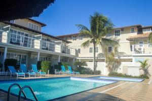 Hotel Residencial Portoveleiro, Гостевые дома  Кабу-Фриу - big - 101