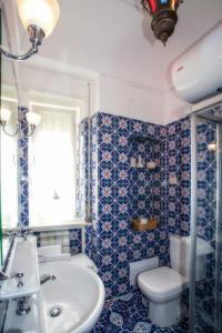 Villa Silia, Apartmanok  Capri - big - 43