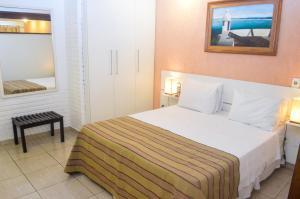 Hotel Residencial Portoveleiro, Guest houses  Cabo Frio - big - 68