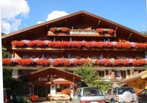 Alpenhof, Szállodák  Grindelwald - big - 42