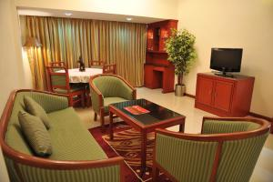 Breeze Residency, Hotel  Tiruchchirāppalli - big - 11