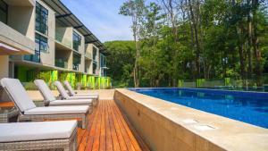 San Jose Corporate Stays Arborea Flats Suites, San José