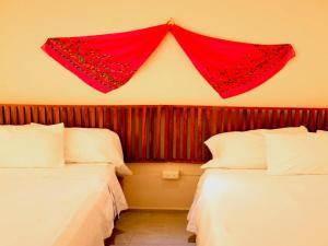 Hotel Zamna, Szállodák  Mérida - big - 19
