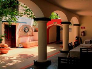 Hotel Zamna, Hotels  Mérida - big - 60