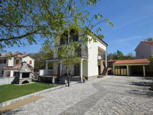 Apartments Gudelj, Appartamenti  Malinska - big - 28