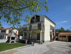 Apartments Gudelj, Appartamenti  Malinska - big - 27