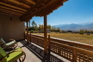 Ladakh Sarai Resort, Курортные отели  Лех - big - 4