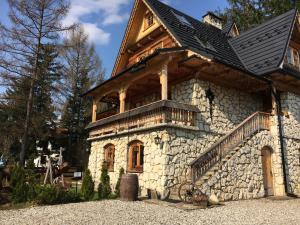 Rezydencja Sąsiadów Zakopanego - Chalet - Zakopane