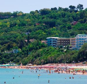 Hotel Promenade, Hotels  Gabicce Mare - big - 58