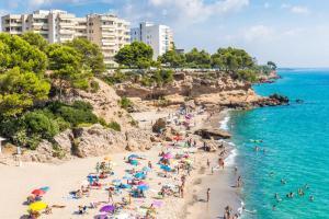 Miami Playa Villas Caseta, Case vacanze  Miami Platja - big - 17