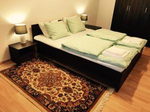 Three Oaks, Apartmány  Sibiu - big - 14