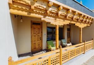 Ladakh Sarai Resort, Курортные отели  Лех - big - 5