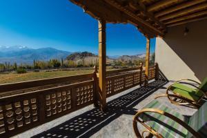 Ladakh Sarai Resort, Курортные отели  Лех - big - 6