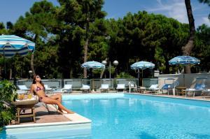 Hotel Imperiale, Hotely  Milano Marittima - big - 20