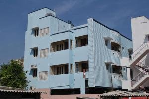 ARS Nest Serviced Apartments, Apartments  Chennai - big - 14