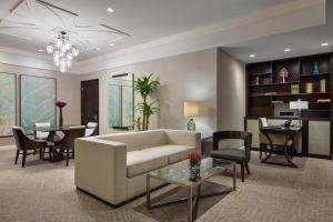 Jabal Omar Hyatt Regency Makkah, Hotels  Mekka - big - 11