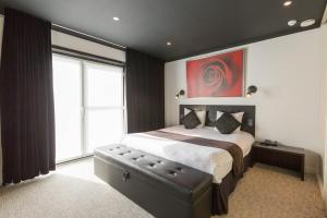Hotel Astoria Gent, Отели  Гент - big - 29