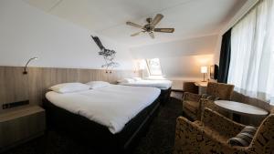 Fletcher Hotel-Restaurant De Broeierd-Enschede (former Hampshire Hotel – De Broeierd Enschede), Hotels  Enschede - big - 16