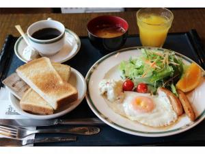 Sejour Fujita, Отели эконом-класса  Хиросима - big - 23
