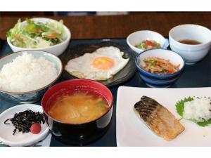 Sejour Fujita, Отели эконом-класса  Хиросима - big - 24