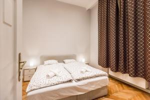 Pozsonyi Apartment, Apartmány  Budapešť - big - 5