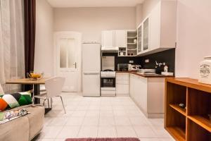 Pozsonyi Apartment, Apartmány  Budapešť - big - 4