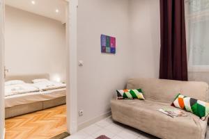 Pozsonyi Apartment, Apartmány  Budapešť - big - 2