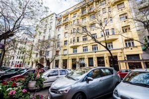 Pozsonyi Apartment, Apartmány  Budapešť - big - 6