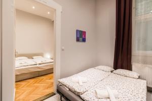 Pozsonyi Apartment, Apartmány  Budapešť - big - 28