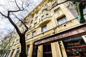 Pozsonyi Apartment, Apartmány  Budapešť - big - 11