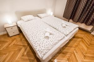 Pozsonyi Apartment, Apartmány  Budapešť - big - 17