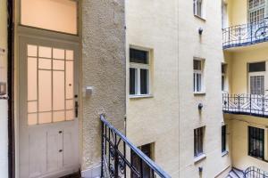 Pozsonyi Apartment, Apartmány  Budapešť - big - 21