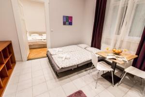 Pozsonyi Apartment, Apartmány  Budapešť - big - 22