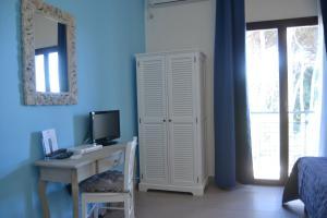 Hotel Kon Tiki, Hotely  San Vincenzo - big - 41
