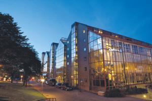 Radisson Blu Royal Garden Hotel, Trondheim, Hotels  Trondheim - big - 26