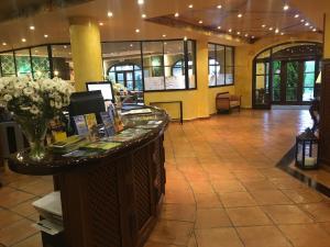 Hotel Comillas, Hotely  Comillas - big - 37
