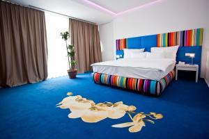 Marshal Garden Hotel, Отели  Бухарест - big - 15