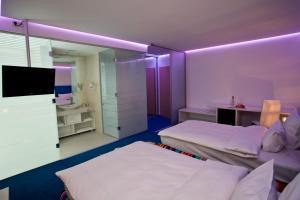 Marshal Garden Hotel, Отели  Бухарест - big - 11