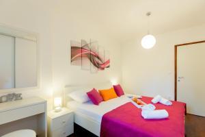 Leona & Borna's Central Lapad Suites, Apartments  Dubrovnik - big - 32