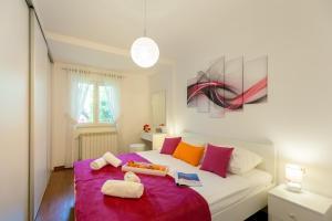Leona & Borna's Central Lapad Suites, Appartamenti  Dubrovnik - big - 27
