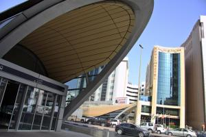 Regal Plaza Hotel, Hotel  Dubai - big - 21