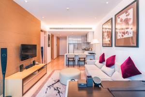 The Pushi Global 188 Serviced Apartment, Apartmány  Suzhou - big - 32