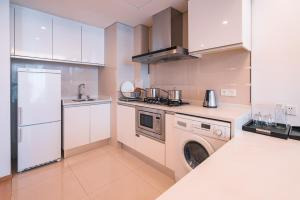 The Pushi Global 188 Serviced Apartment, Apartmány  Suzhou - big - 27