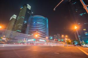 The Pushi Global 188 Serviced Apartment, Apartmány  Suzhou - big - 37