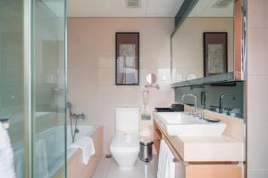 The Pushi Global 188 Serviced Apartment, Apartmány  Suzhou - big - 11