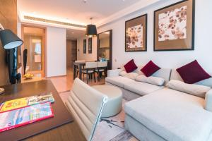 The Pushi Global 188 Serviced Apartment, Apartmány  Suzhou - big - 5