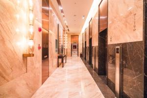 The Pushi Global 188 Serviced Apartment, Apartmány  Suzhou - big - 45