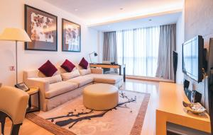 The Pushi Global 188 Serviced Apartment, Apartmány  Suzhou - big - 53
