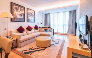 The Pushi Global 188 Serviced Apartment, Appartamenti  Suzhou - big - 50